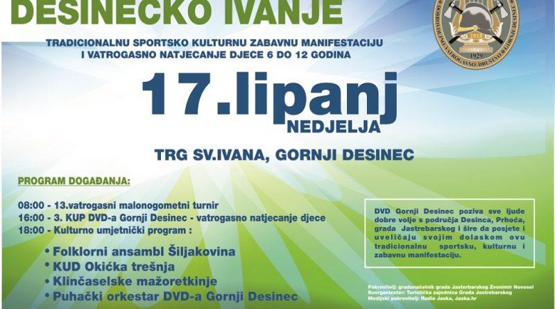 Desinečko Ivanje 2018