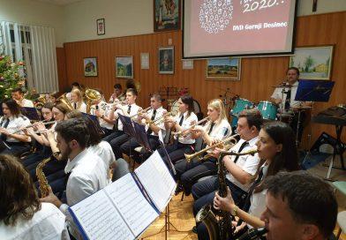 DVD Gornji Desinec održao još jedan odličan Božićni koncert!