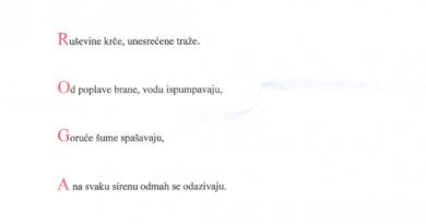 Članica Karla Kišan osvojila treću nagradu na literarnom natječaju HVZ-a!