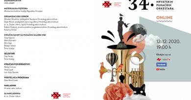 34. Susret hrvatskih puhačkih orkestara