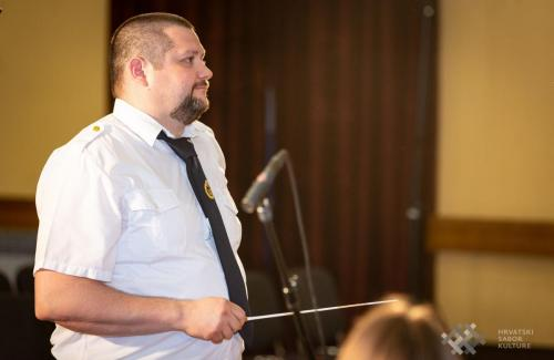 Dirigent PO DVD GD Miroslav Poljančić