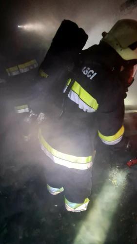 Požar gospodarskog objekta-Mirna ulica-7