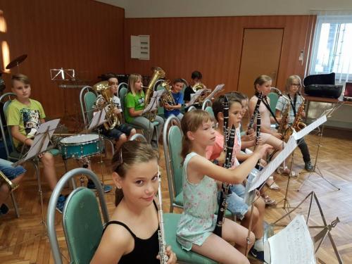 Pomladak orkestra generacije 2017-javni sat
