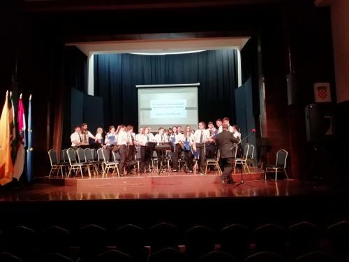 33. županijska smotra orkestara Zaprešić