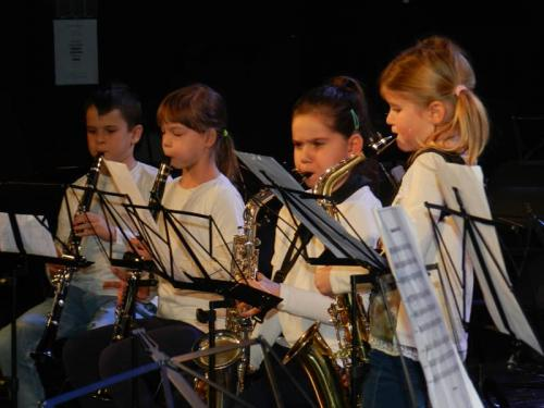 Pomladak orkestra DVD-a Gornji Desinec 1