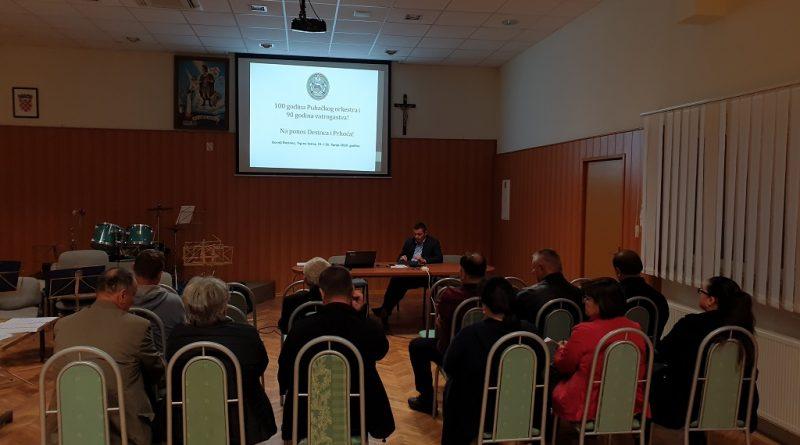 1. sjednica organizacijskog odbora