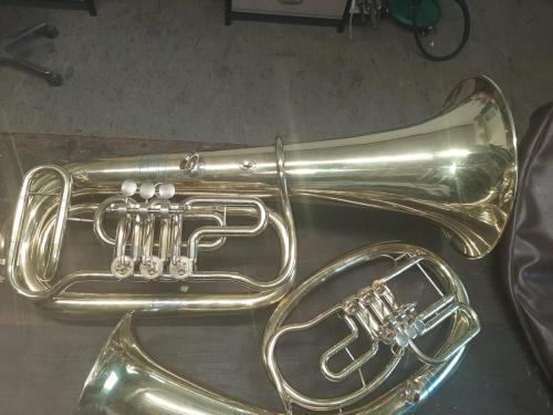 F tuba i tenor nakon popravka