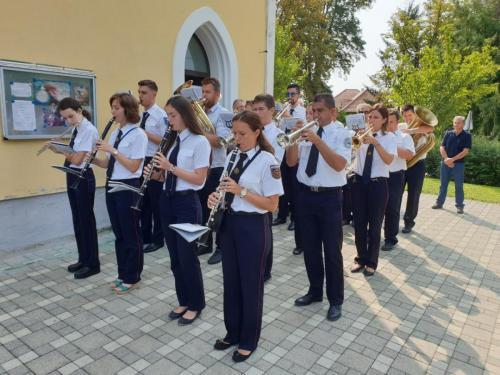 Misa novog zupnika Stjepana Haluzana 25 08 2019-2